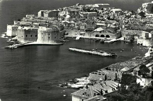 Altstadt von Dubrovnik Vorderseite
