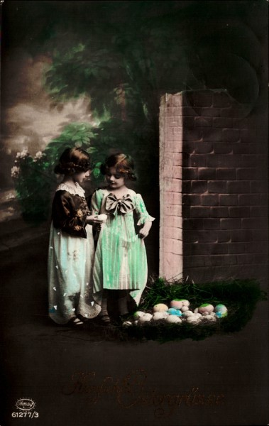 Herzliche Ostergrüsse