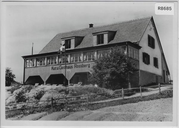 Kur- & Gasthaus Rossberg - Schindellegi