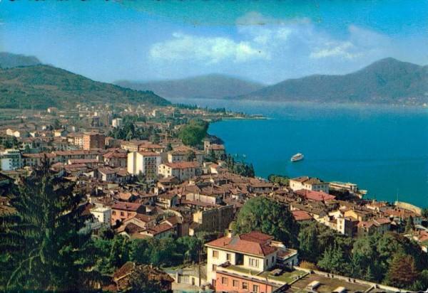 Lago Maggiore. Luino Vorderseite