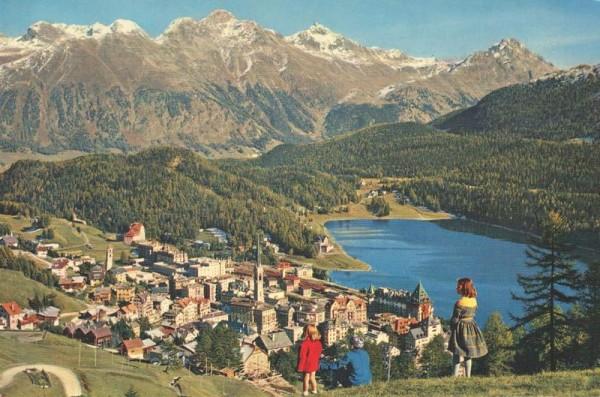 St. Moritz Vorderseite