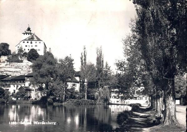 Schloss Werdenberg Vorderseite
