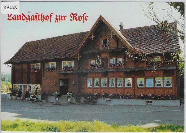 Landgasthof zur Rose - Müselbach