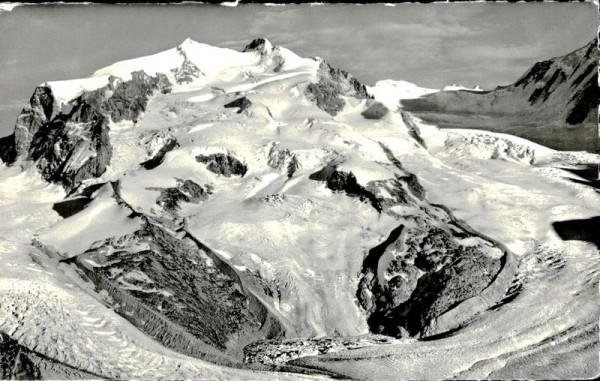 Monte Rosa, Zermatt Vorderseite