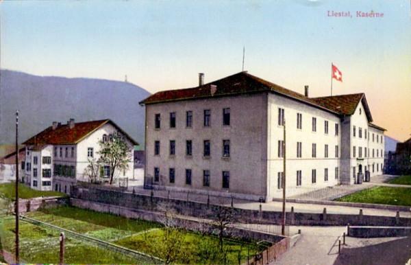 Liestal - Kaserne