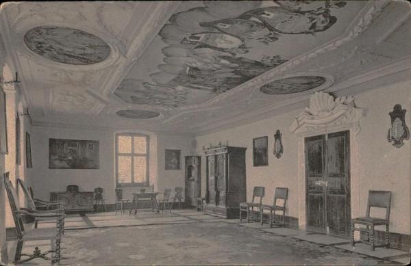 Schloss Heidegg Vorderseite