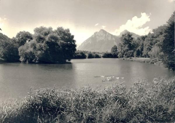 Rheinparkanlage, Bad Ragaz Vorderseite