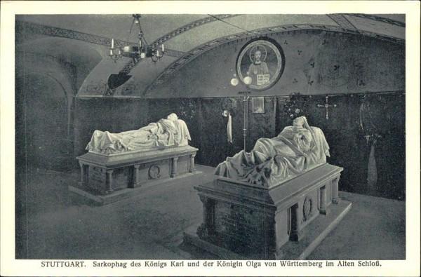 Im Alten Schloss (Stuttgart) Vorderseite