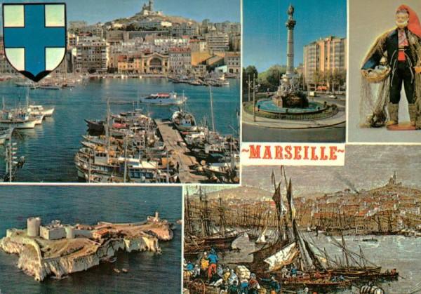 Marseille Vorderseite