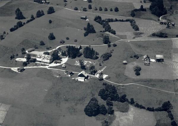 Gams SG, Eichlitte; Grosses Haus 2008 abgerissen, Überbauung 2011 Vorderseite