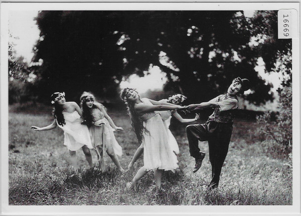 Charlie Chaplin - Sunnyside - USA 1919