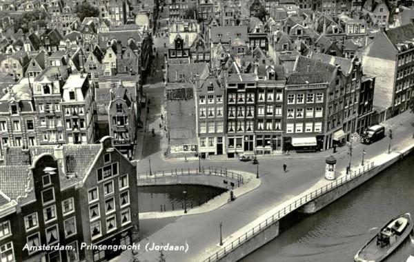 Amsterdam, Prinsengracht Vorderseite
