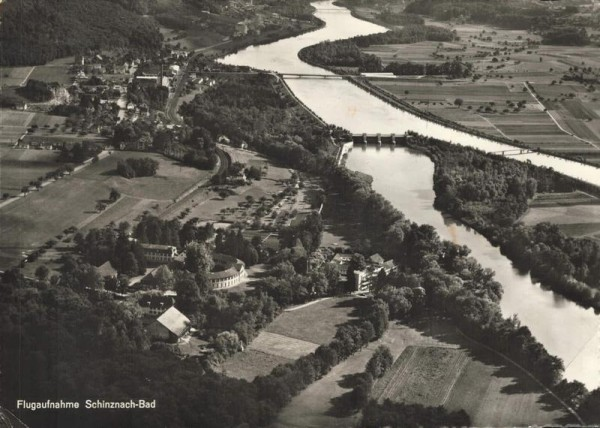 Schinznach-Bad Vorderseite