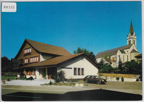 Raiffeisenbank Bütschwil