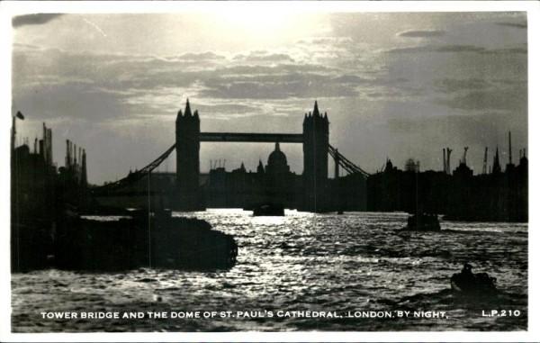 Tower Bridge (London) Vorderseite