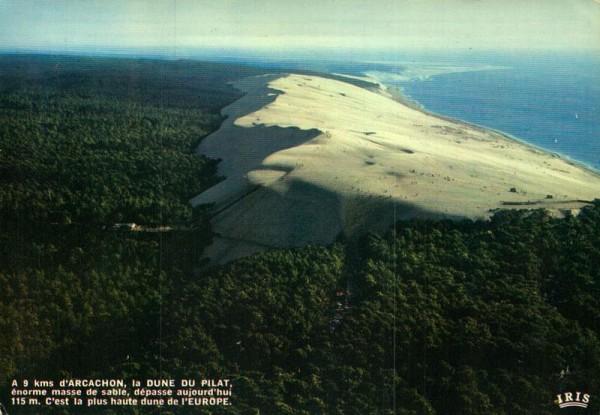 La Dune du Pilat Vorderseite