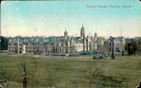 Trinity College School Vorderseite