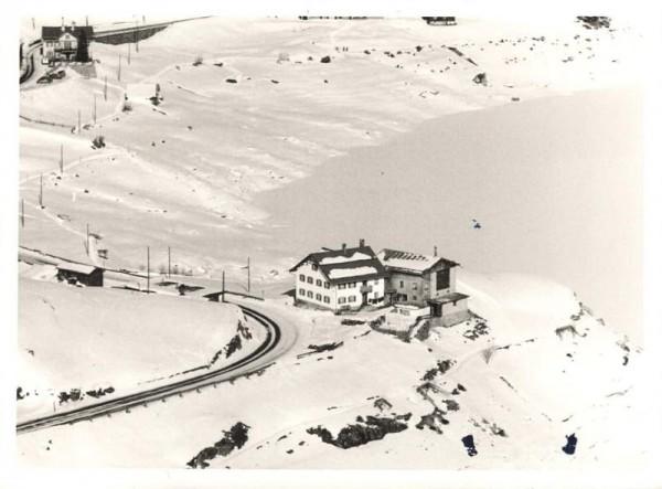 7260 Davos Dorf GR, Prättigauerstr., Meierhofstr., Davosersee Vorderseite