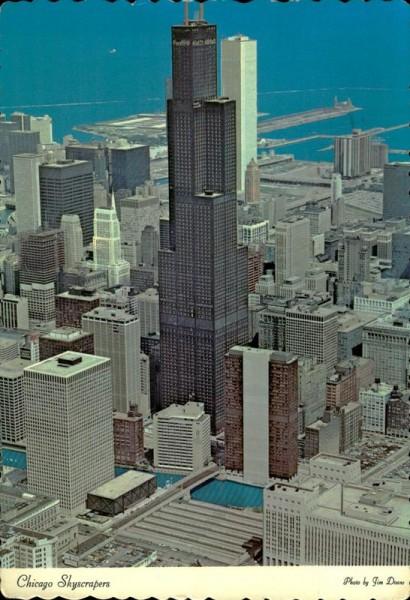 Skyscrapers, Chicago Vorderseite