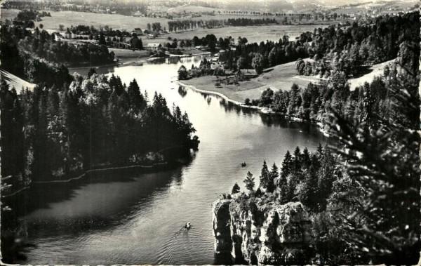 Bassin du Doubs Vorderseite