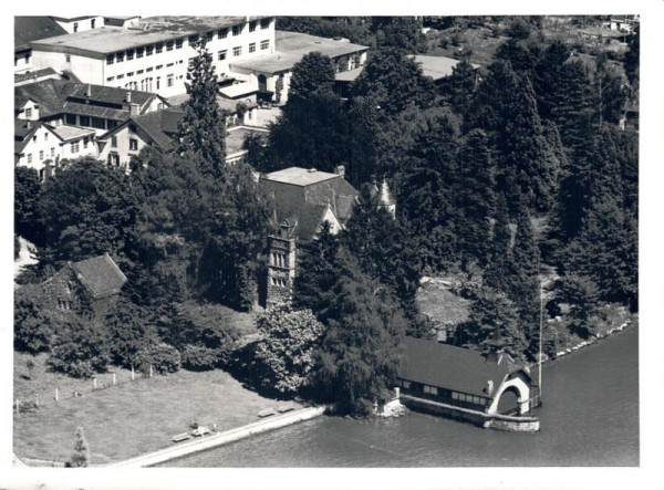 "Männedorf, ""Villa Alma"", Seestr. Vorderseite"