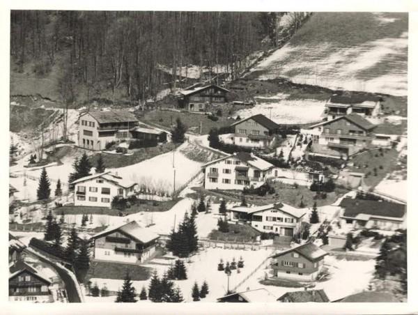 6390 Engelberg, Schwandstr., Mühlematt 1-11, Mühlewaldweg 15 Vorderseite