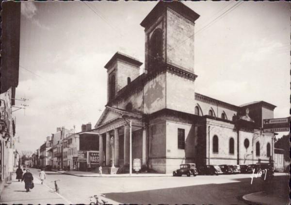 Eglise de la Madeleine, Mont-de-Marsan