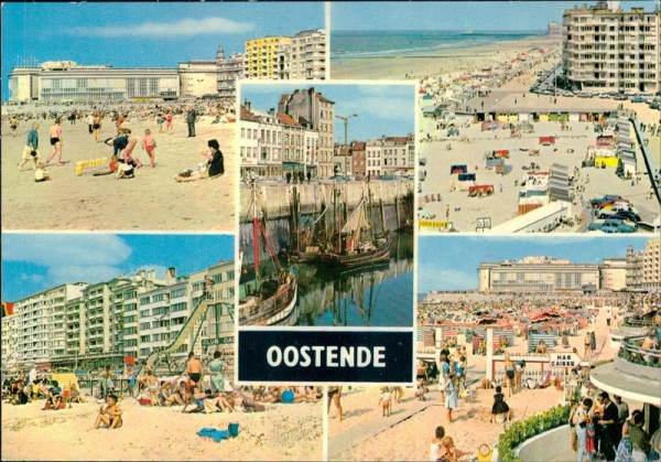 Ostende Vorderseite