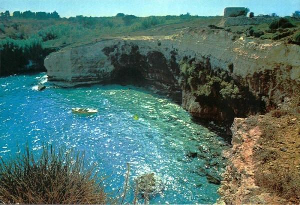Otranto, Nördliche Küste Vorderseite