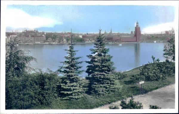 Stockholm Vorderseite