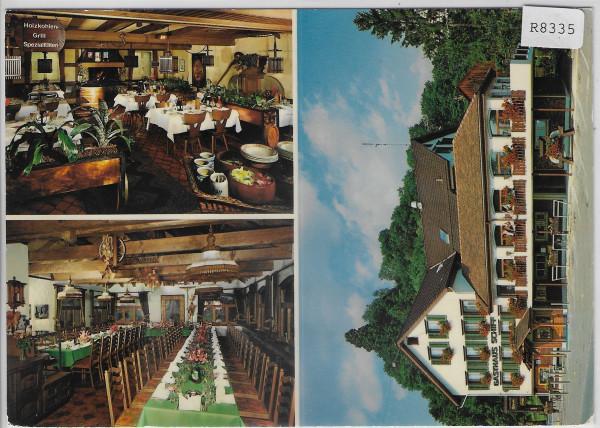 Buriet-Thal - Gasthaus Schiff