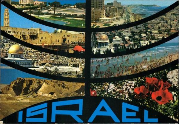 Israel Vorderseite