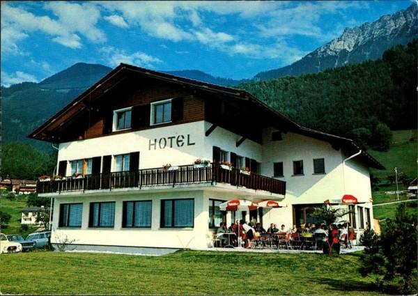 Planken, Hotel Saroya Vorderseite