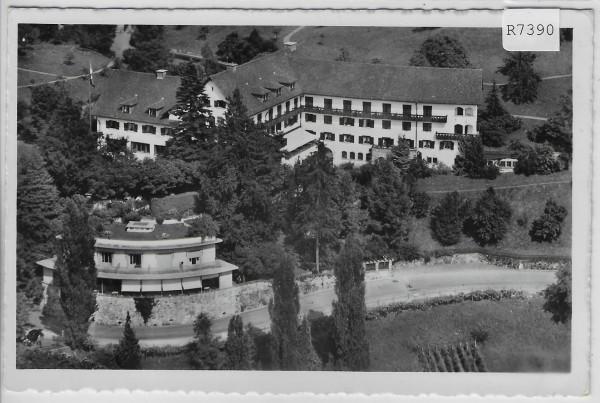 Vitznau - Ferienheim des S.M.U.V. Flugaufnahme O. Wyrsch