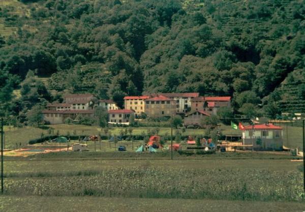 Camping San Salvatore. Lugano-Scairolo Vorderseite