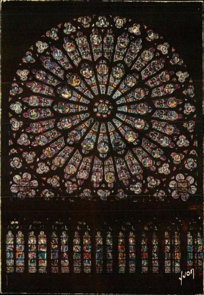 Paris, Notre-Dame Vorderseite