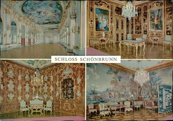 Schloss Schönbrunn Vorderseite