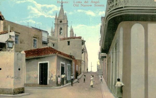 Habana, Loma del Angel Vorderseite