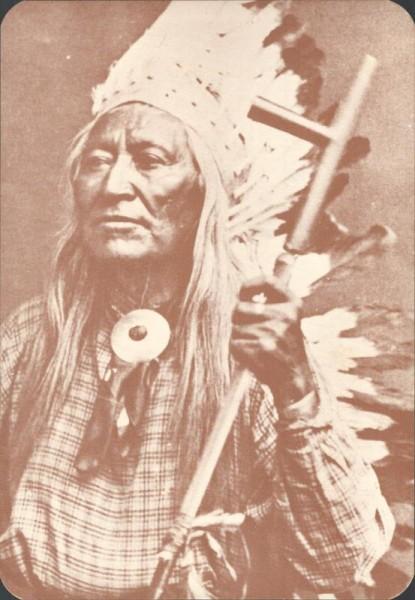 Washakie. Chief of the Shosbone Vorderseite