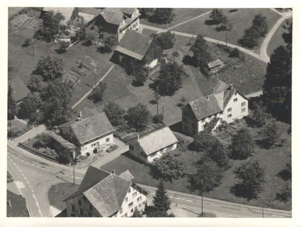 8824 Schönenberg ZH, Hüttnerstrasse 24, Buechenstr. 1-4, Höhenweg 8 Vorderseite