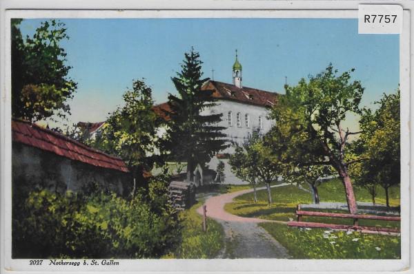St. Gallen - Kloster Notkersegg
