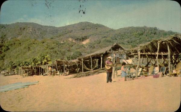 Acapulco, Mexico Vorderseite