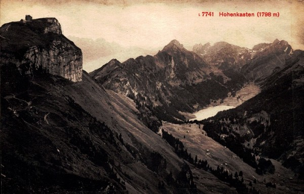 Hoherkasten. 1912