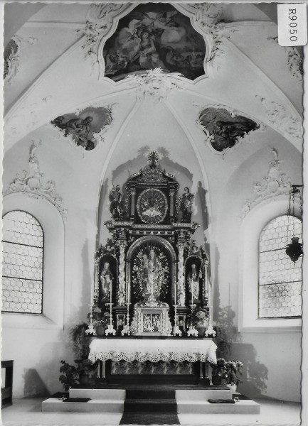 Wil SG - Wallfahrtskirche Maria Dreibrunnen - Inneres