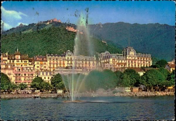 Montreux Vorderseite