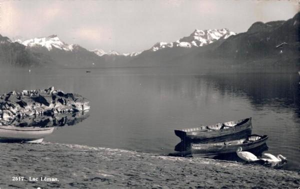 Lac Léman Vorderseite