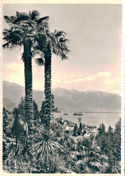Brissago, Lago Maggiore Vorderseite