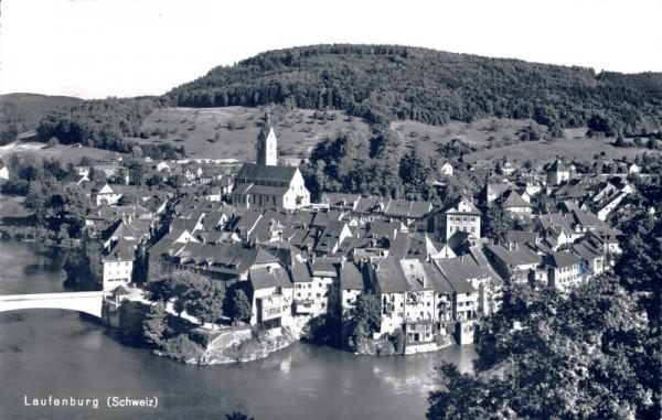 Laufenburg, Schweiz Vorderseite