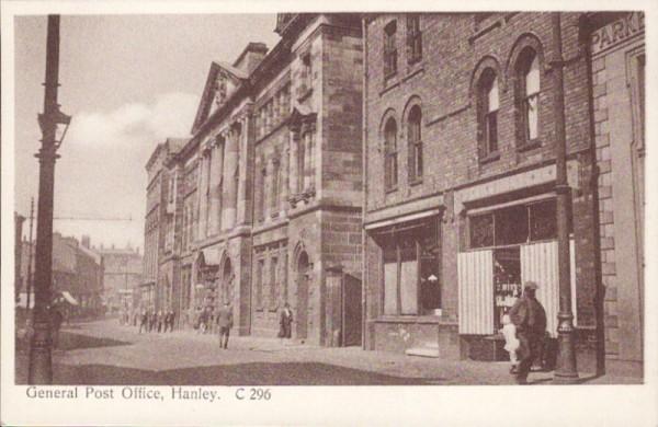 General Post Office, Hanley