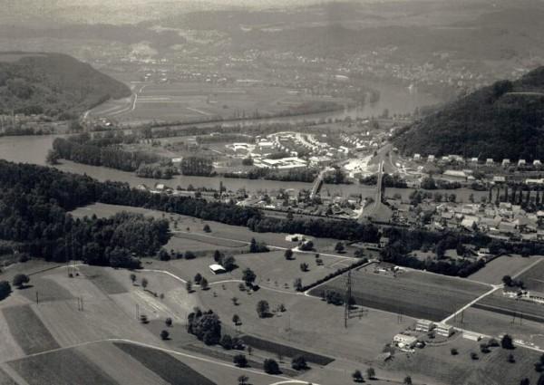 5322 Koblenz AG, Rhein/ 79761 Waldshut-Tiengen D/ 5324 Full-Reuenthal AG Vorderseite